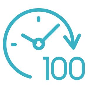100 horas de formación