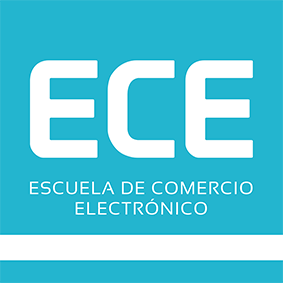 Escuela de Comercio Electrónico de Cantabria Logo